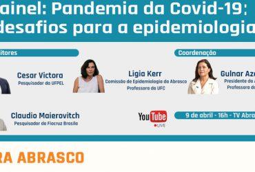 Panel de pandemia Covid-19: Desafíos para la epidemiología
