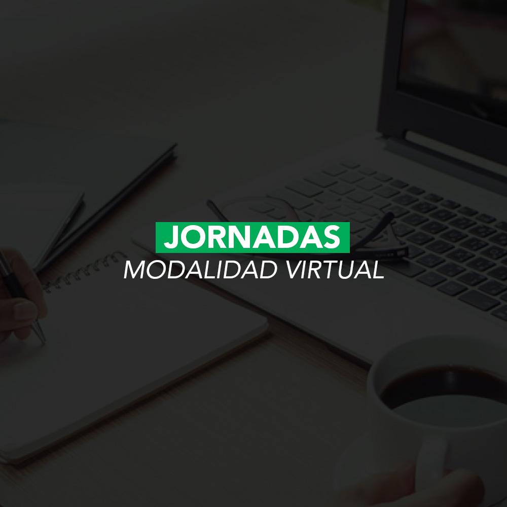Jornadas Estrategias de trabajo en el territorio durante la pandemia CoVid-19 — Inicia Jueves 14/5
